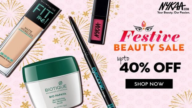 Nykaa Beauty Sale, l'oreal offers, lakme offers,