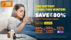 Medlife Phonepe 80 Off