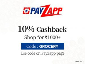 Payzapp Bigbasket Offer October