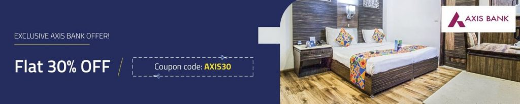 Fabhotels Axis Offer