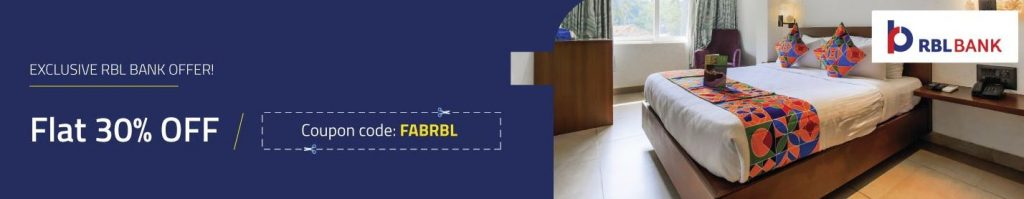 Fabhotels RBL Offer