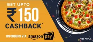 Dominos Amazon Pay Offer