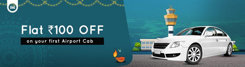Goibibo Airport Cab Offers