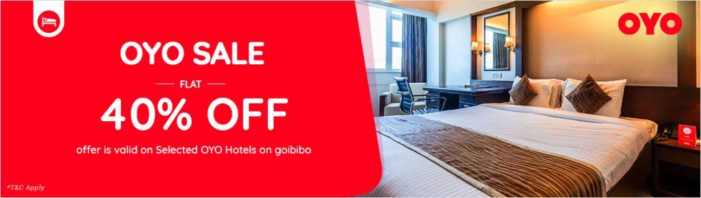 Goibibo Oyo Offers