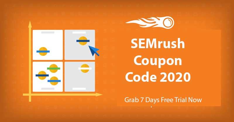 semrush coupon code 2020