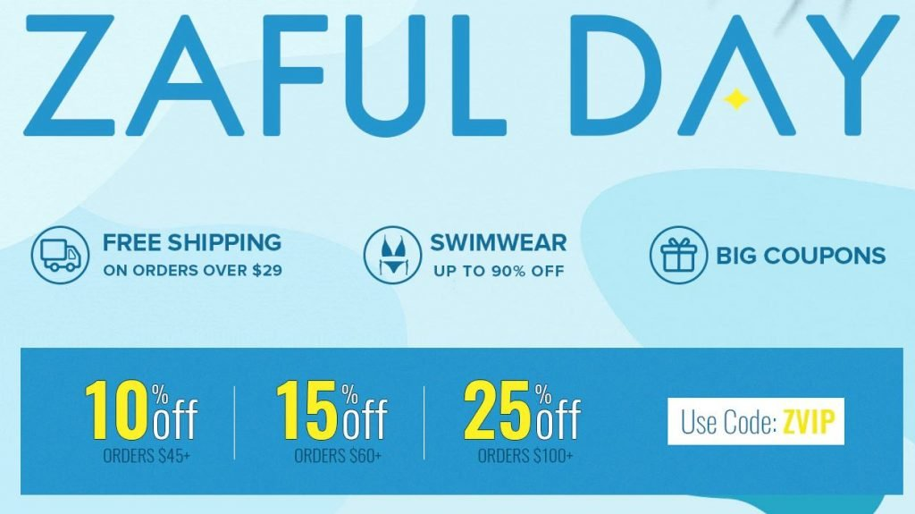 Zaful Coupon Code 2020