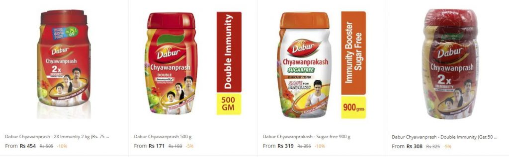 Dabur Chyawanprash Online
