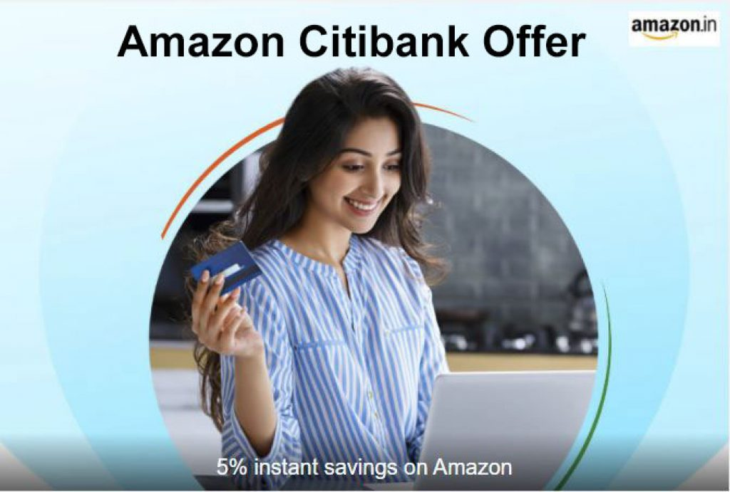 Amazon Citibank Offer
