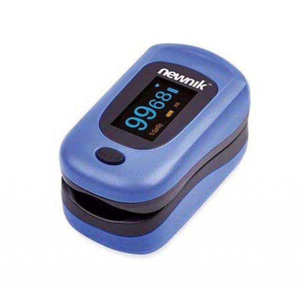 Newnik pulse oximeter