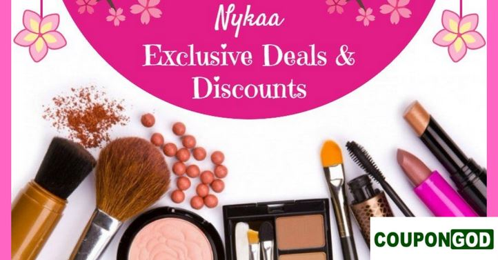 Nykaa Discount Coupons