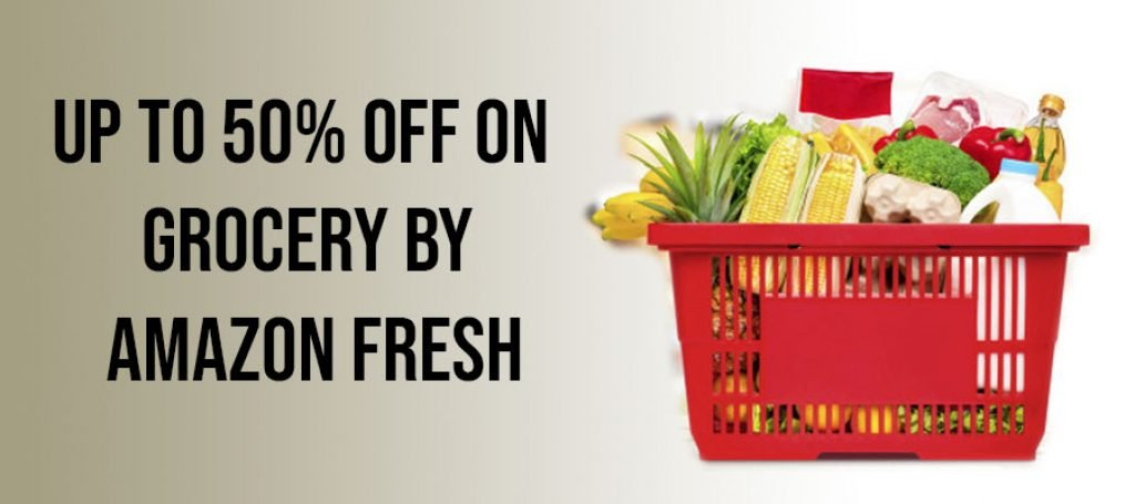Amazon Grocery Offer