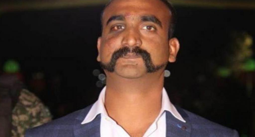 Abhinandan Style Beard
