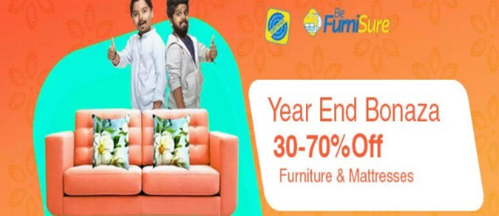 Flipkart Furniture Mattresses Sale