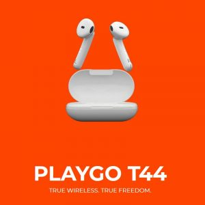 PlayGo T44 True Wireless Earbuds