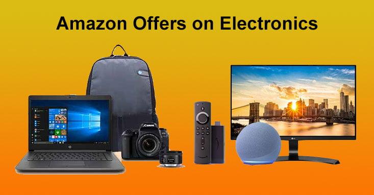 Amazon Offers on Electronics