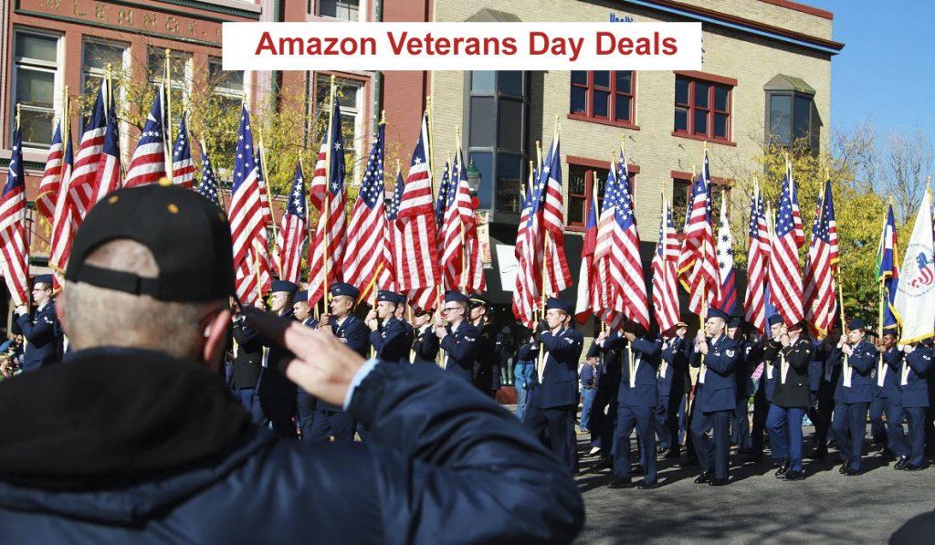 Amazon Veterans Day Deals
