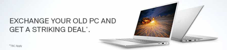 Dell Laptop Exchange Offer 2021