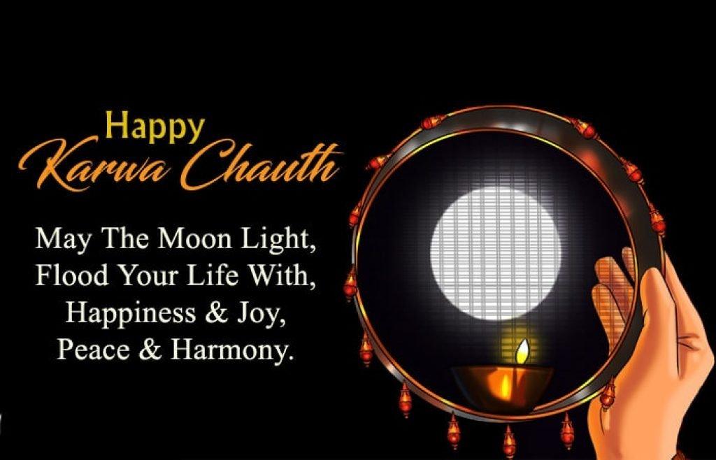 Happy Karwa Chauth Wishes Status