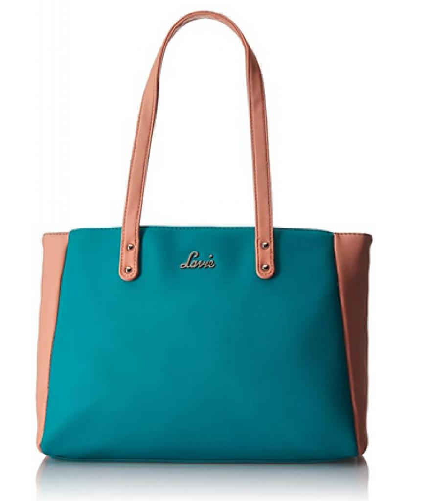 Lavie Women Handbag (Teal)(HSBV015043J3)