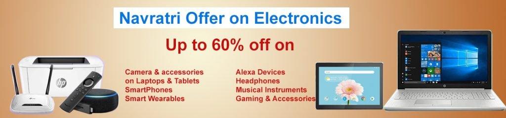 Navratri Offer on Electronics