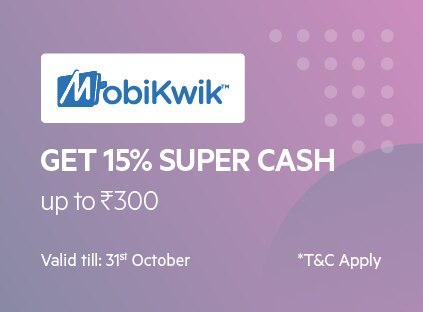 Oyo mobikwik offer