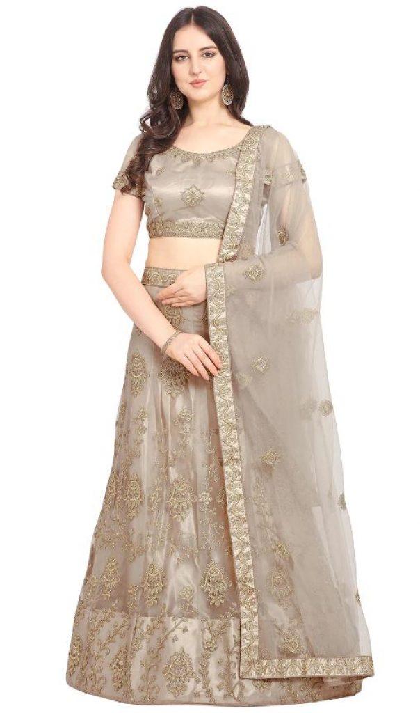 Silk Full Length Dress