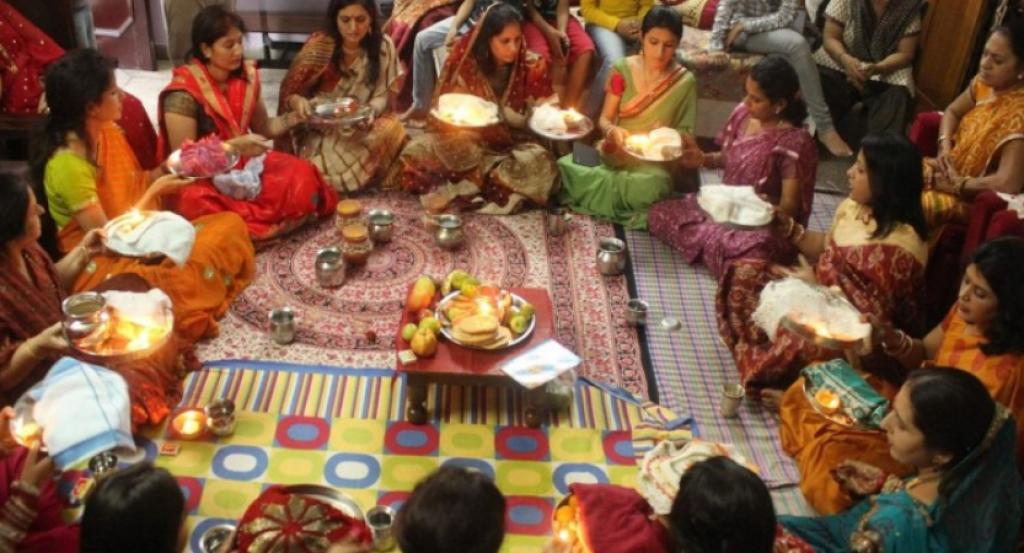 Karwa Chauth Ganesh Katha
