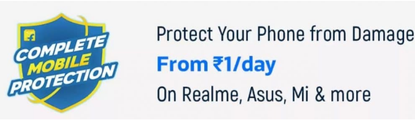 Flipkart mobile exchange offers with complete mobile protection