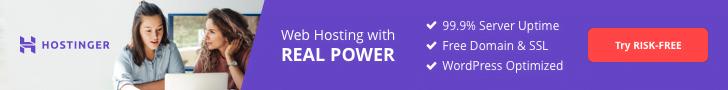 hostinger web hosting offer