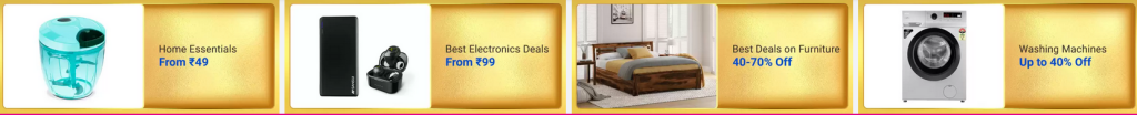 Flipkart Brands Products up to 80% OFF