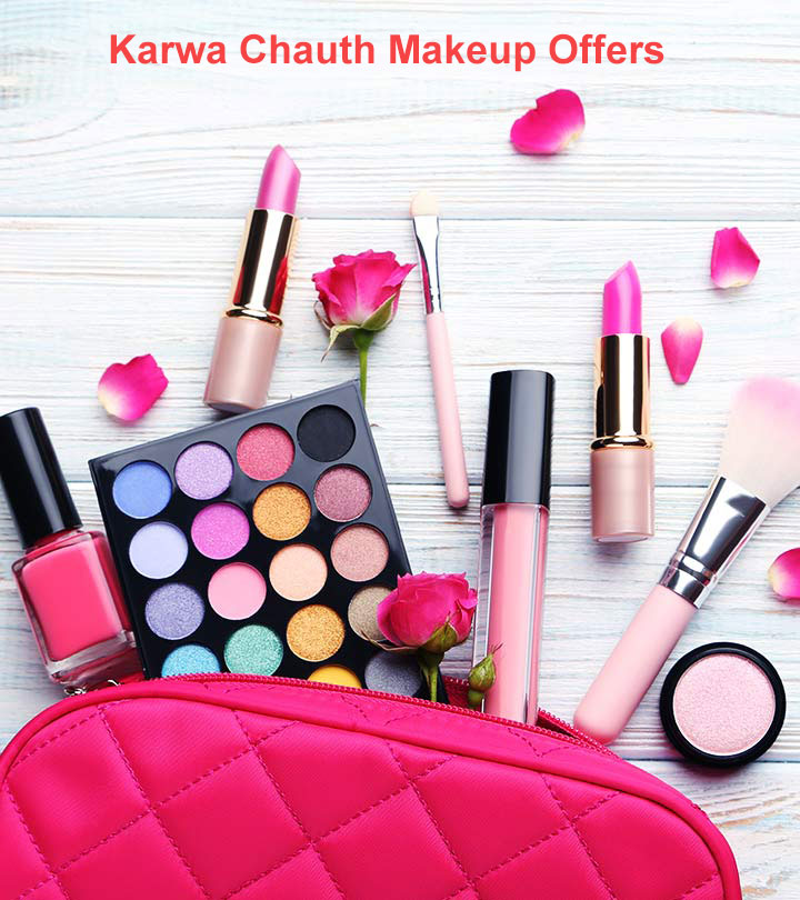 Karwa Chauth Makeup Offers
