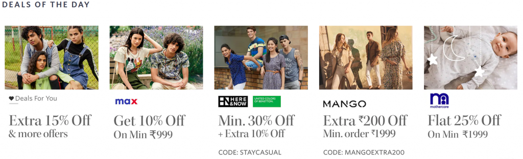 Myntra Coupon Code For Today