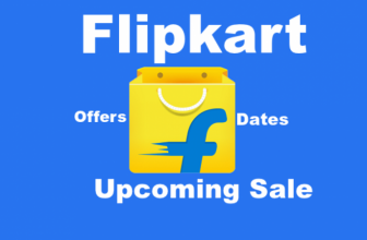 Flipkart Upcoming Sale & Offers
