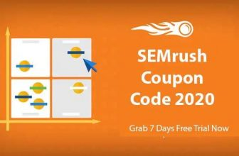 Semrush coupon code 2020