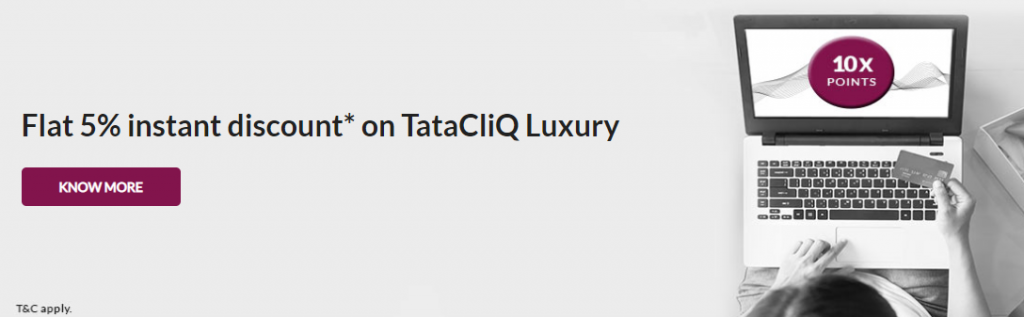 TataCliq Luxury Coupons for online shopping sale