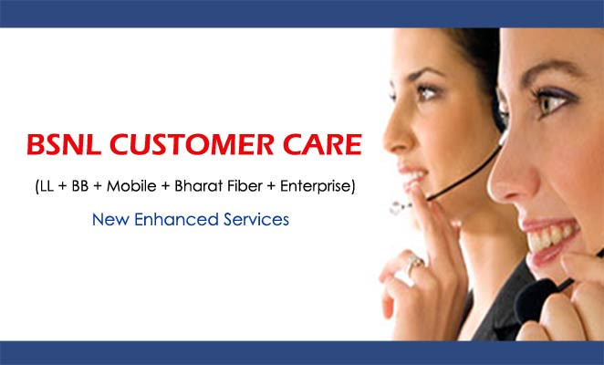 bsnl customer care new