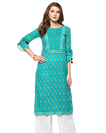 Thread Work Kurtis