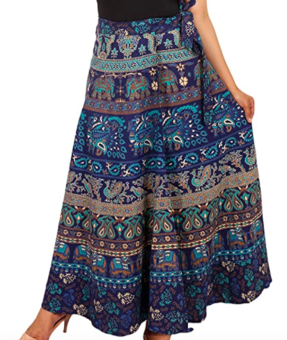 Jaipuri Long Skirt