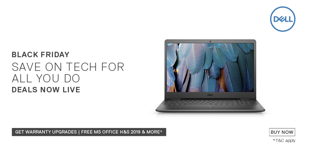 Inspiron 5490 - Save on Powerful Performers! Get Alienware Headset! during Dell black friday sale