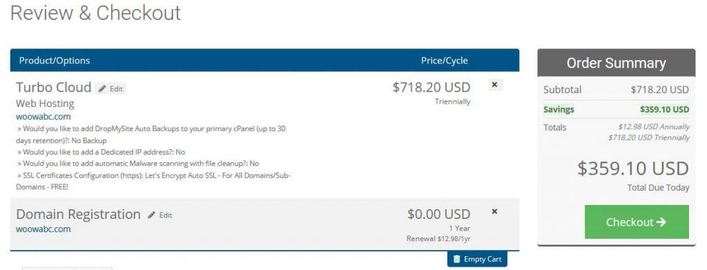 Turbo plan price before Black Friday Sale