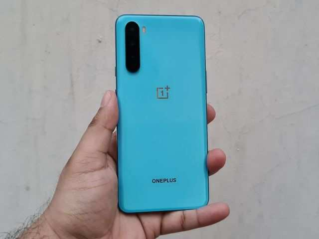 OnePlus Nord Offer on Amazon