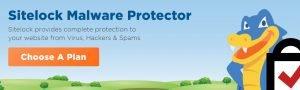 sitelock malware protector