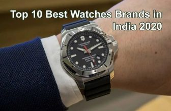 top 10 best watches brands in India 2020