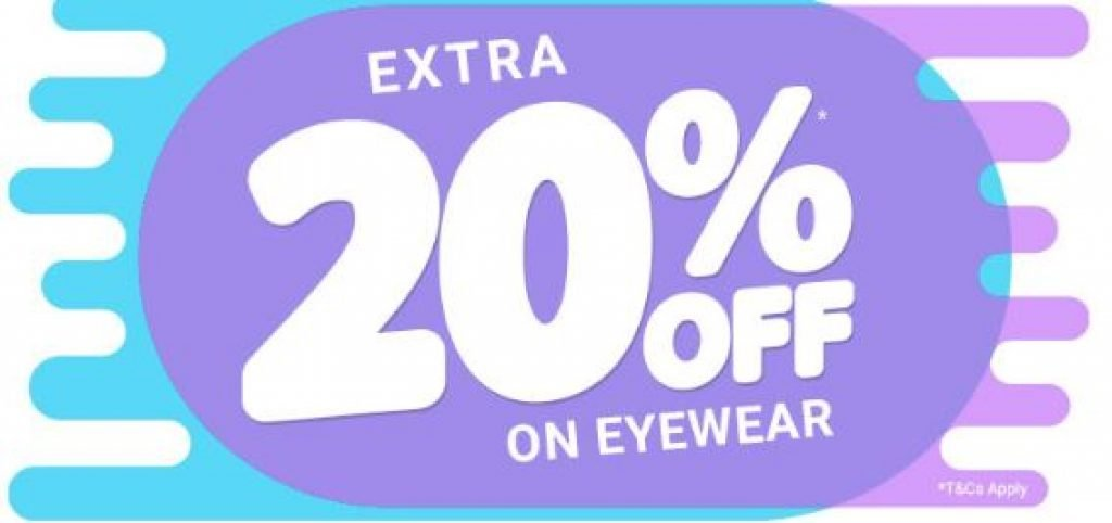 Coolwinks Promo Code for eyeglasses and sunglasses