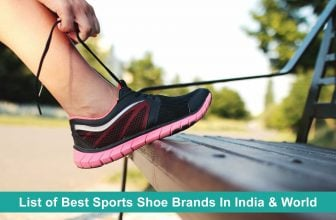 List of Best Sports Shoe Brands In India & World