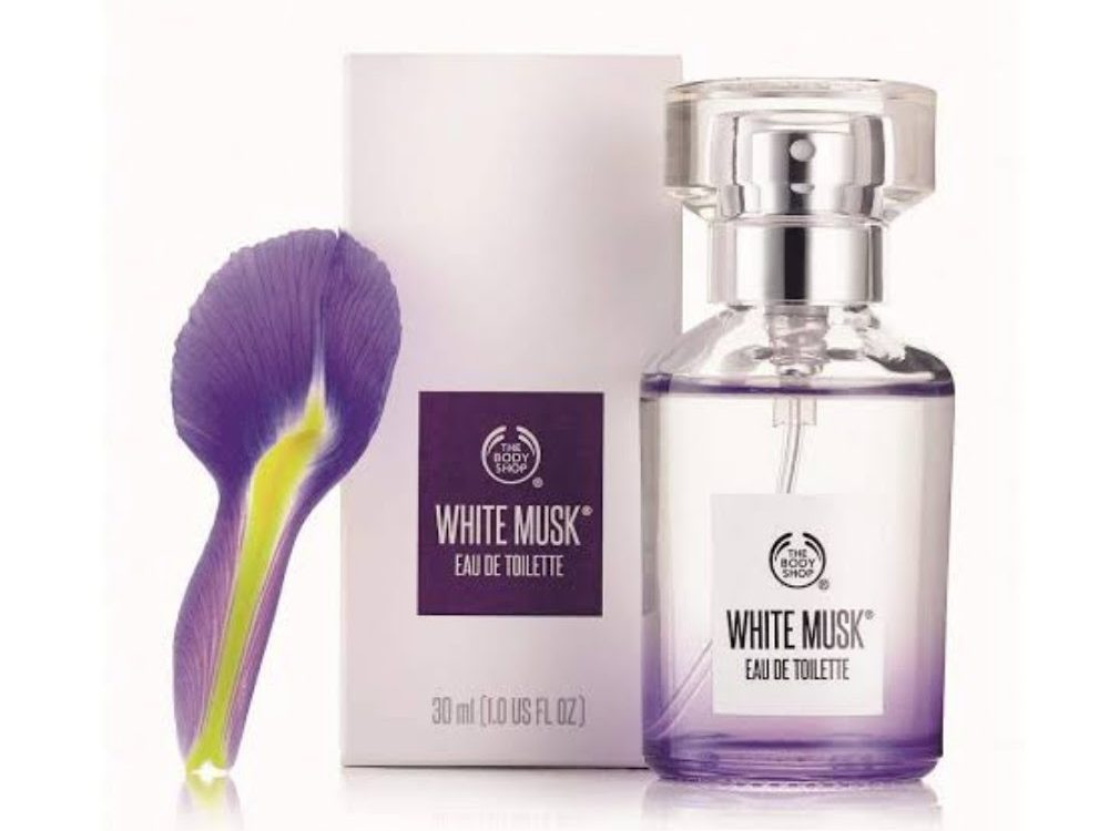 The Body Shop White Musk Eau De Toilette: 10 Best Perfumes for Women in India 2020