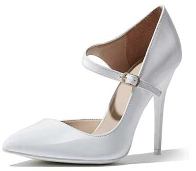 DailyShoes Mary Janes Heels - High Heels Shoes For Women