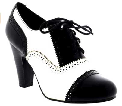 Viva Oxfords shoes - High Heels Shoes For Women