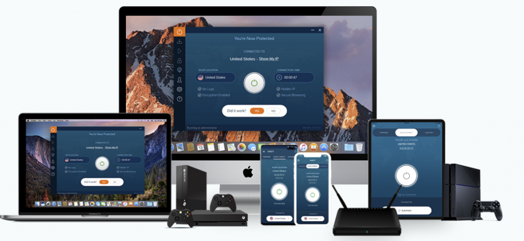 Ivacy VPN Offers Maximum Compatibility