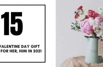 15 Best Valentine Day Gift Ideas For Her, Him in 2021
